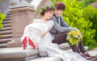 爱上爱婚纱摄影【客样鉴赏】