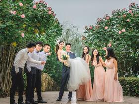 XNY唯美婚礼摄影  双机A档