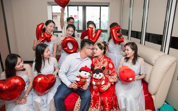 资深摄影师、婚礼全程拍摄
