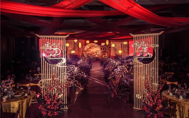 【娉婷】新中式婚礼