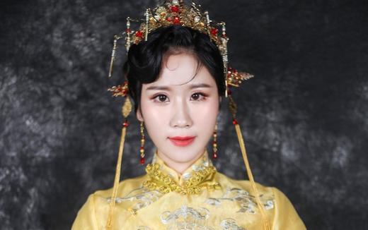 中式试妆案例分享,美美哒~