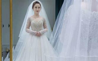 苏米婚纱拖尾婚纱+秀禾+敬酒服