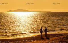 美仑映画-三亚婚纱摄影 爱的海洋