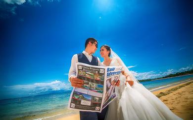 【糖果婚纱摄影全球旅拍】巴厘岛4月客片