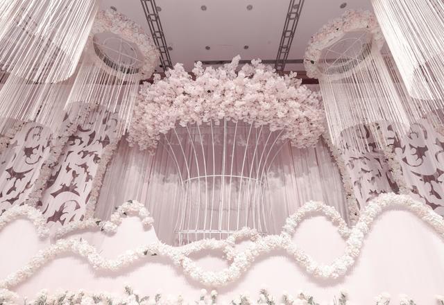 【姜爱婚礼】一棵开满鲜花的树 一生不可错过的幸福