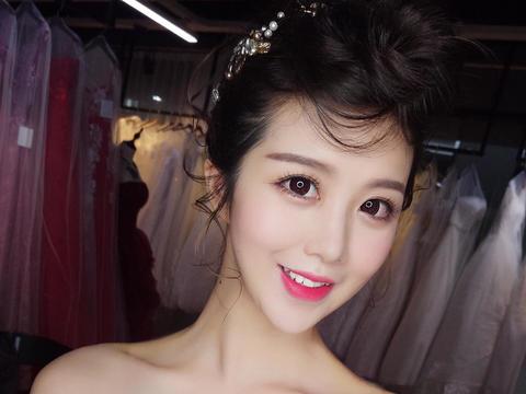 【小盒造型】全天新娘跟妆——总监档化妆+副化助理