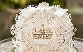 糖果屯巴伦森婚礼喜宴糖果盒创意巧克力回礼盒