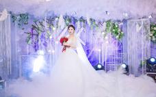 为伊作嫁丨梦幻紫色主题婚礼丨Y&S
