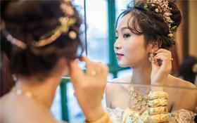 【FLOWER JIAN】婚礼篇-耀眼迷人的她