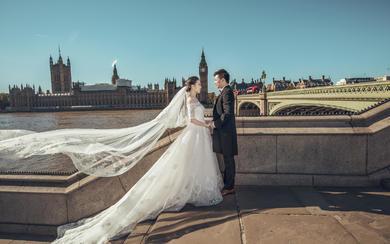 伦敦旅拍【英国VM婚纱摄影】