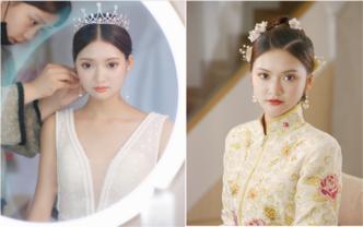 【麦子造型】全天新娘跟妆~总监跟妆师/赛赛+特助