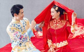 2017全新〈中国风〉系列婚纱照