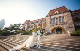 帆映像婚纱摄影【真实客照】展示--唐旭夫妇