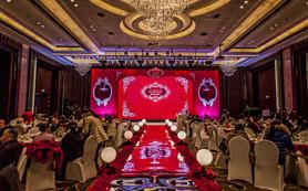 中国红主题婚礼