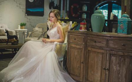媆·婚纱《主婚纱+礼服》两件套定制套餐