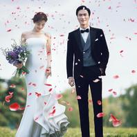 首席团队定制<草坪婚礼>主题婚纱照|超大实景基地