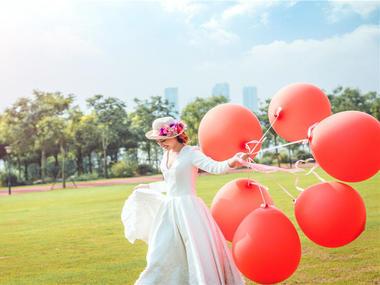 《韩式婚纱照》左岸奔放