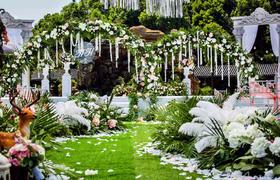 【皇室婚典--晴朗下的花语】