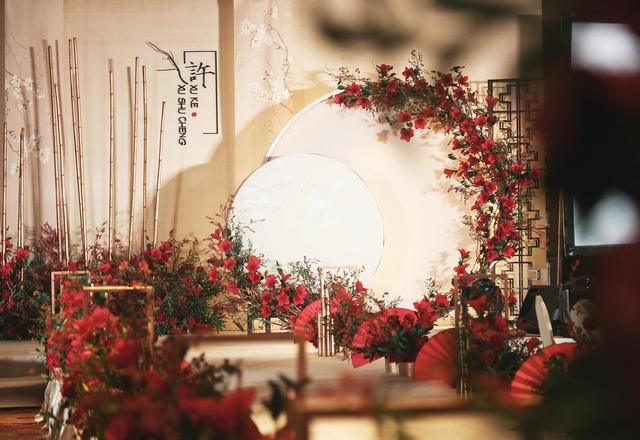 天意婚礼【鹊桥】创意新中式婚礼