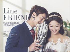 2018全新《情人结》系列婚纱照