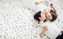微电影风格唯美韩式婚纱照