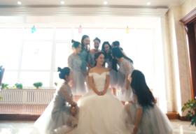 V影工坊︱庆安县婚礼集快剪(总监2位+首席2位)