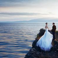 【好评如潮】三亚-丽江-青岛旅拍婚纱套餐