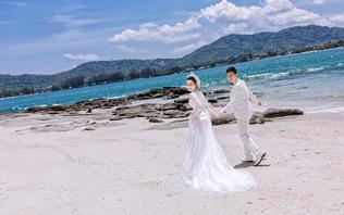 普吉岛7天5晚浪漫旅拍婚纱照