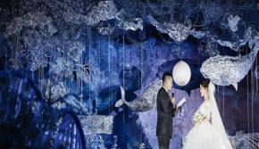 【金禧定制】鲸落南北定制婚礼,轻奢独特难忘的婚礼