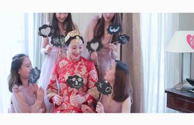 """婚礼预告片   这是""""阮经天""""的嗨翻婚礼!"""