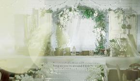 《爱情小调》清新唯美主题婚礼。17999
