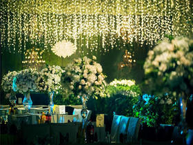 『简.婚礼』Valued Love系列▪尊贵奢华森系婚礼