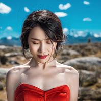 【三生映画】新都桥旅拍 边走边拍才能最独特的婚纱