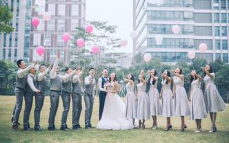 总监化妆师婚礼跟妆+摄影+摄像