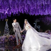 #活动# 8服8造+创意园外景+送件+万元结婚礼
