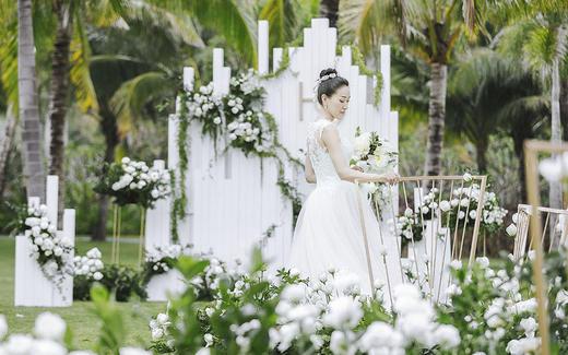 户外草坪婚礼 | 钦尽伊生