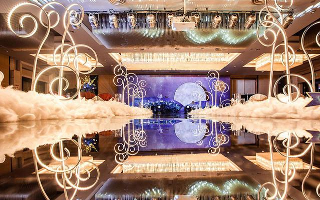 【诺曼底婚礼】星空蓝婚礼 《最好的我们》
