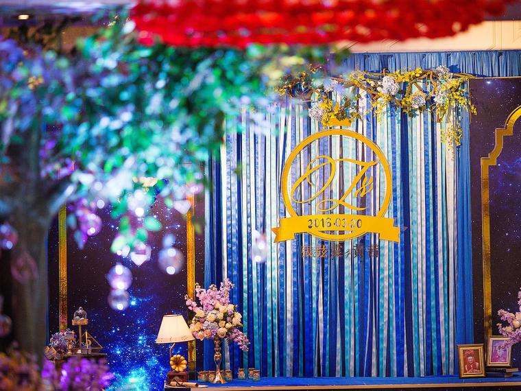 【珮珣婚礼】小型婚礼首选 梦幻童话婚礼