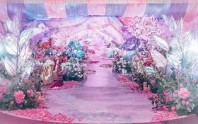 爱薇婷婚礼:水彩风——《spring》