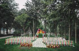 【东部】 草坪婚礼·罗曼