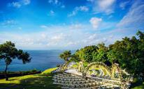 巴厘岛大型婚礼私人订制,明星范儿·海外浪漫婚礼布置