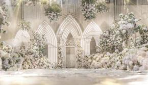 《际遇》森系主题定制婚礼