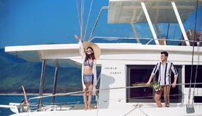 初见全球旅拍—冲浪圣地旅拍+酒店住宿+接机
