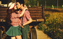 韩国KAMA    浪漫花季婚纱摄影