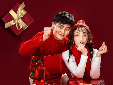 浪漫圣诞主题婚照❤0元升级+暖冬双内景畅拍