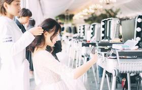 婚礼跟妆| 润尚时尚新娘造型 资深档 真实客片