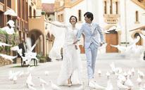 缪斯影像原价6899元摄影套系·欧式最新婚纱照