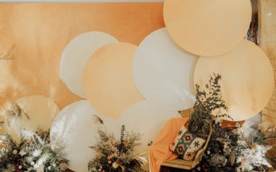 【诺时尚】婚礼策划——简约清新|Circle