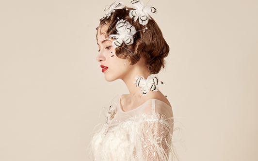 林恩婚纱礼服造型|优雅系列