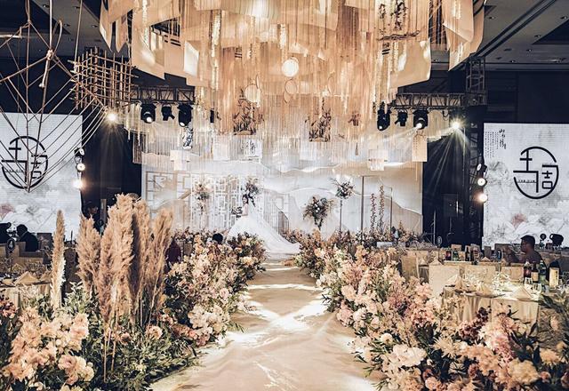 【喜相逢】新中式婚礼,感受传统与时尚相遇的魅力